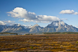 Grand Tetons, Autumn, Jackson Lake, Grand Teton NP, Wyoming Photo by Michel Hersen