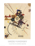 Ringsum Collectable Print by Wassily Kandinsky