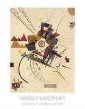 Ringsum Lámina coleccionable por Wassily Kandinsky