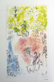 La Parade Collectable Print by Marc Chagall