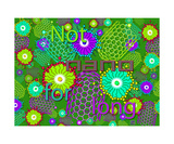 Not Nano for Long LIME Photographic Print by Thinker Collection STEM Art by Lisa C Clark