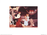 Walt Disney's Peter Pan: Wendy Sings a Lullaby Prints by  Unknown