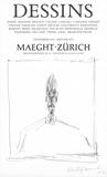 Dessins Samletrykk av Alberto Giacometti