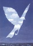 L'entree en scene Plakater av Rene Magritte