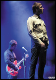 Oasis- Live In Cardiff 2005 Poster