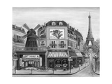 Paris Highlights II Photographic Print by Marilyn Dunlap