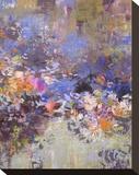 Blessed Impressão em tela esticada por Amy Donaldson