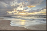A Beautiful Seascape Stretched Canvas Print by Assaf Frank