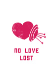 No Love Lost Poster