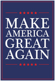 Make America Great Again Fotografía