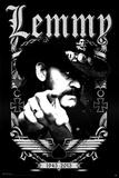Motorhead- Lemmy 1945-2015 Kunstdrucke