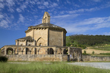 Church of Saint Mary of Eunate, Navarra, Spain Photographic Print by David R. Frazier