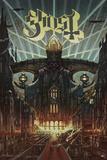 Ghost- Meliora Plakát
