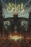 Ghost- Meliora Poster