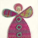 Fuzzy Fairy I Giclee Print by Madeleine Millington
