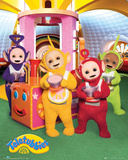 Teletubbies- Tubby Custard Plakater