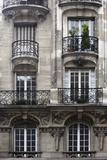 Balcon Parisien I Giclee Print by Tony Koukos