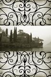 Lago di Como II Giclee Print by Tony Koukos