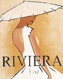 Riviera Giclee Print by Juliette McGill