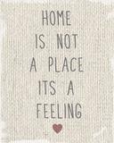 Feels Like Home Plakater av Tom Frazier