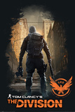 The Division- Shd On The Street Poster