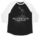 Scarface- Deeply Rooted (Raglan) T-shirts