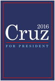 Cruz For President 2016 Posters