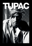 Tupac - Head On Poster