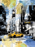 Urban Sights III Giclee Print by Alan Lambert