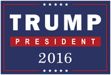 Trump For President 2016 Photographie