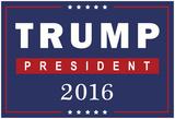 Trump For President 2016 Zdjęcie