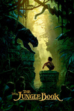 The Jungle Book- Bagheera & Mowgli Teaser Plakater