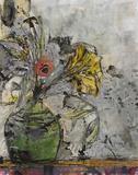 Poppy II Giclee Print by  Leach