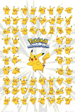 Pokemon- Whole Lot Of Pikachu Plakaty