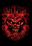 Five Finger Death Punch- Hell To Pay Poster