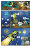 Little Nemo: Return to Slumberland - Comic Page with Panels Stampa di Gabriel Rodriguez