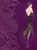 Ava Giclee-trykk av Marilyn Robertson