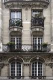Balcon Parisien II Giclee Print by Tony Koukos