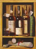 Malt Whisky Giclee Print by Raymond Campbell
