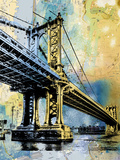 Urban Sights II Giclee Print by Alan Lambert