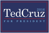 Ted Cruz For President 2016 Prints