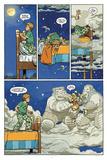 Little Nemo: Return to Slumberland - Comic Page with Panels Bilder av Gabriel Rodriguez
