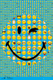 Smiley World- Smiles In Smiles Poster