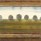 Treescape II Giclee Print by  Holman