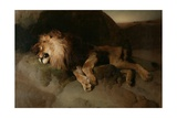 The Desert, 1849 Giclee Print by Edwin Landseer