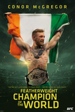 UFC- Conor Mcgregor Featherweight Champion Pôsteres