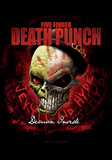 Five Finger Death Punch- Demon Inside Prints