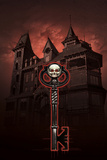Locke and Key - Cover Art Stampe di Gabriel Rodriguez