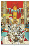 Little Nemo: Return to Slumberland - Full-Page Art Poster di Gabriel Rodriguez