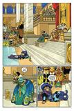 Little Nemo: Return to Slumberland - Comic Page with Panels Poster av Gabriel Rodriguez